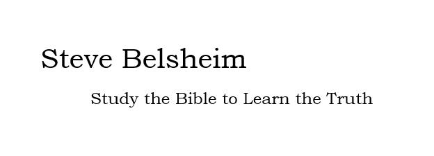 Steve Belsheim